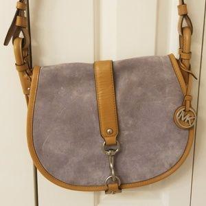Lavender Michael Kors purse